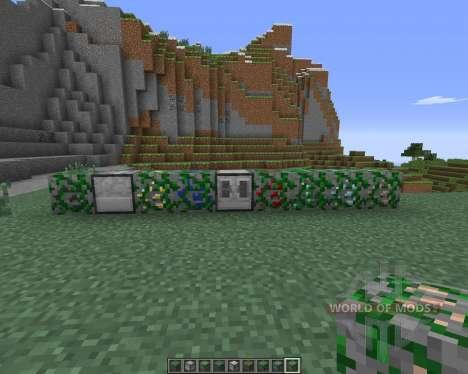 Oreganic para Minecraft