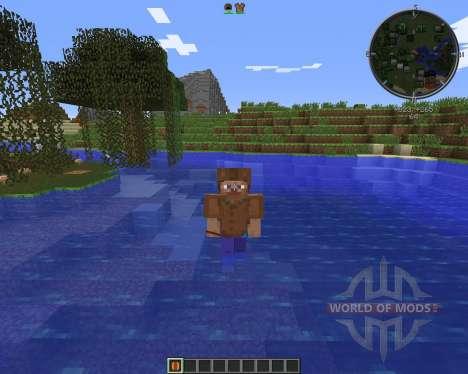 Floaty Armor para Minecraft