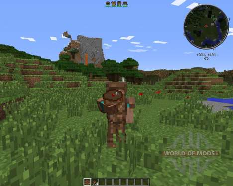 Chocolate Minecraft para Minecraft