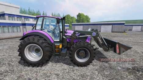 Deutz-Fahr Agrotron 7250 Forest Queen lilac-purp para Farming Simulator 2015