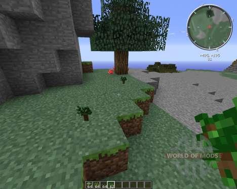 Auto Sapling para Minecraft