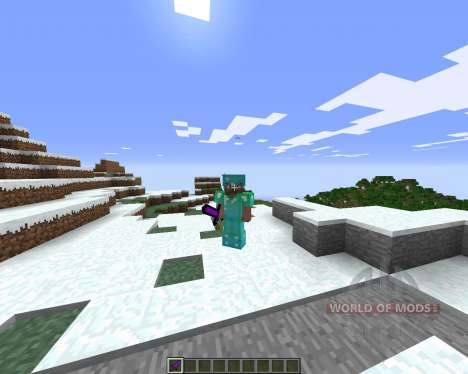 Miners Heaven para Minecraft