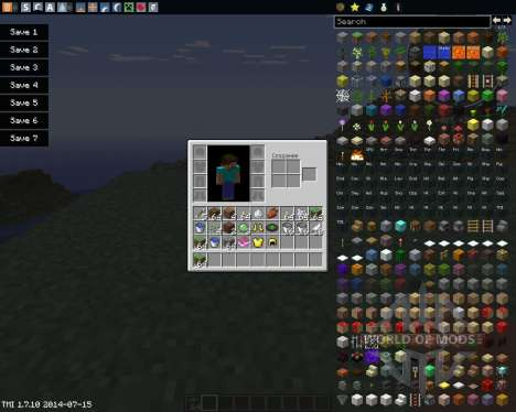 Cosmetic Armor para Minecraft