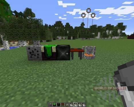 JewelryCraft para Minecraft