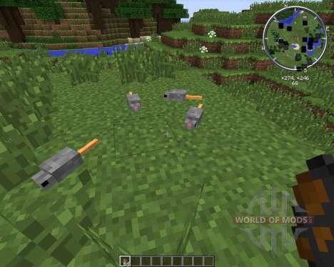 Rat para Minecraft