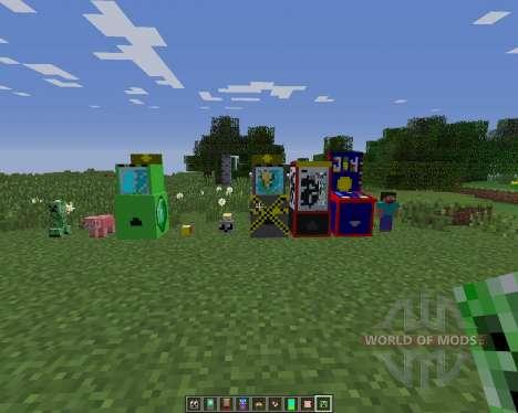 Penny Arcade para Minecraft