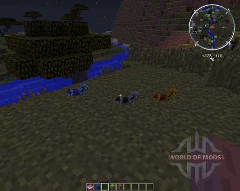 HorseCrafting para Minecraft