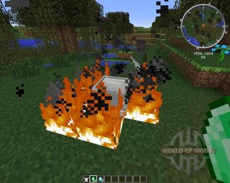 Granter para Minecraft