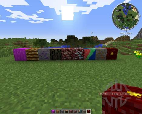 Mo Shiz para Minecraft
