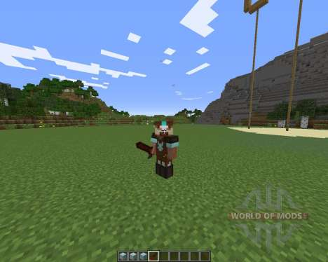 Myths and Monsters para Minecraft