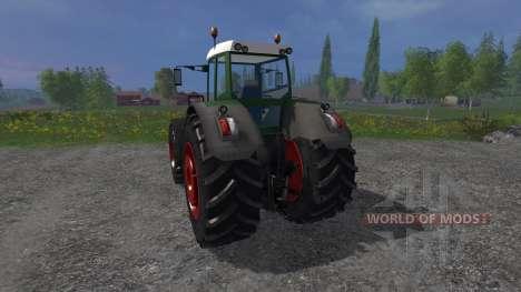 Fendt 936 Vario v0.9 para Farming Simulator 2015