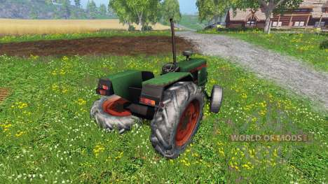 Lizard 2850 broken para Farming Simulator 2015