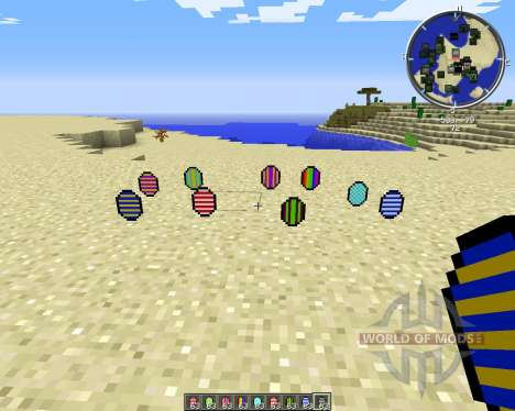 EasterEgg para Minecraft