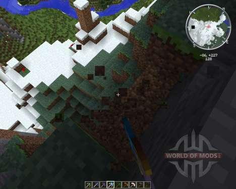 More Pickaxes para Minecraft