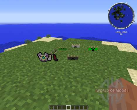 Wear Your Enemies para Minecraft