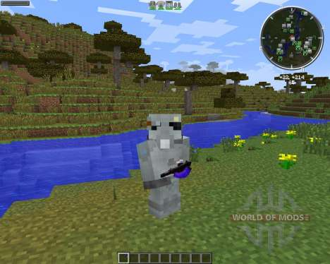 The Fallout para Minecraft