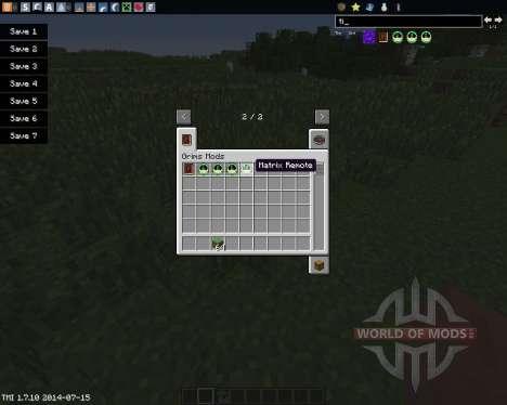 Time Control Remote para Minecraft