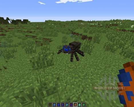 Much More Spiders para Minecraft