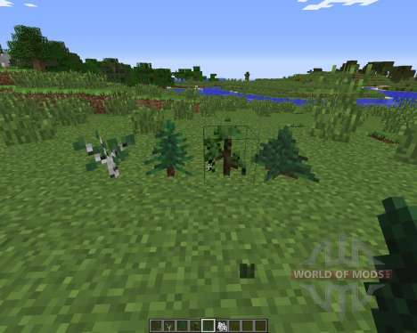 BigTrees para Minecraft