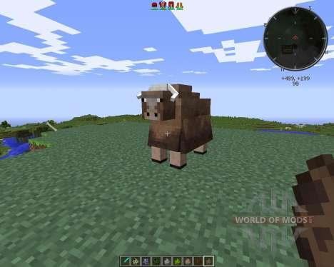 LotsOMobs para Minecraft