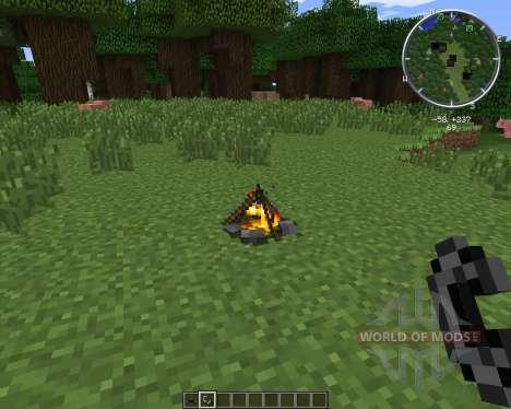 MC FirePit para Minecraft
