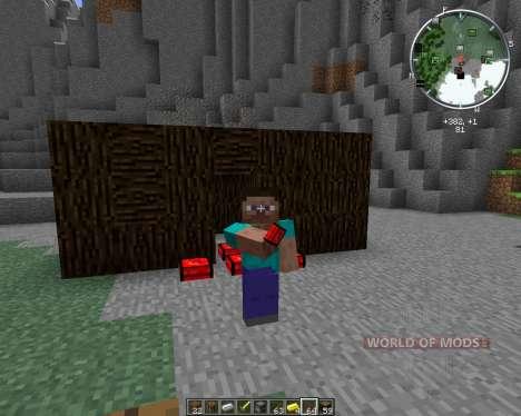 Alarmcraft para Minecraft