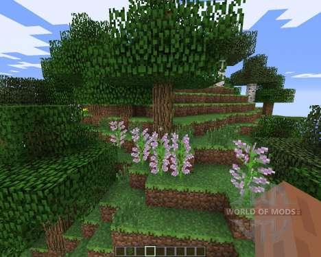 Nature Overhaul para Minecraft