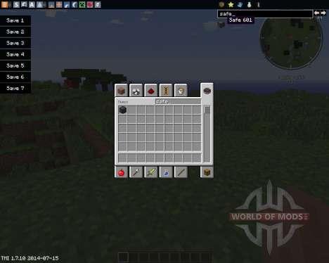 Safe para Minecraft