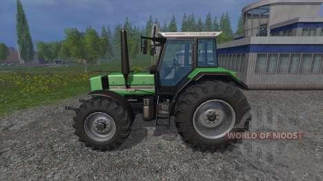 Deutz-Fahr AgroStar 6.61 Turbo para Farming Simulator 2015