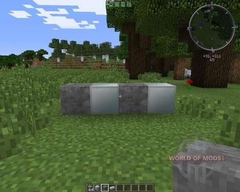 Steel Sheep para Minecraft