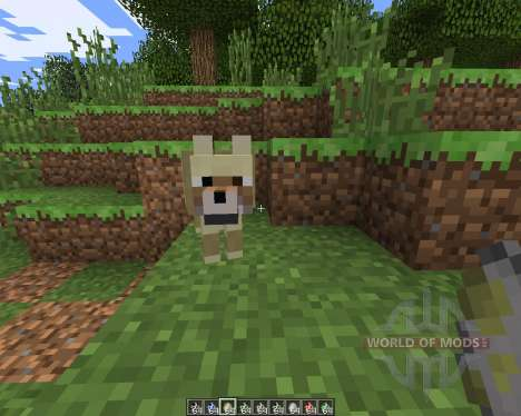 More Wolves para Minecraft