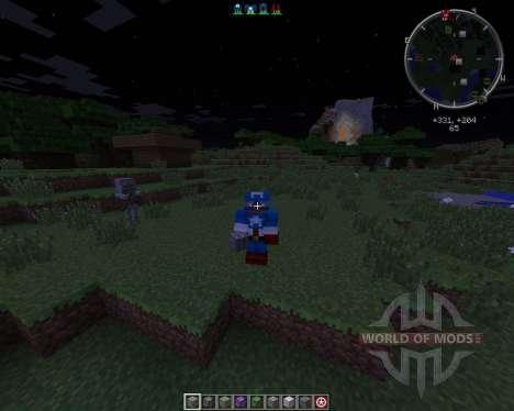 The Marvel Craft Universe para Minecraft