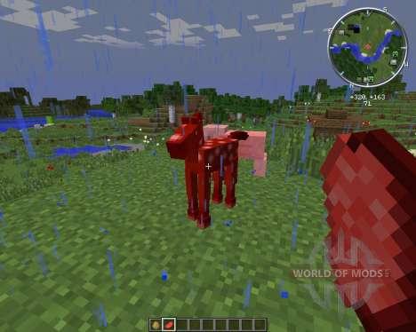 FinndusFillies para Minecraft
