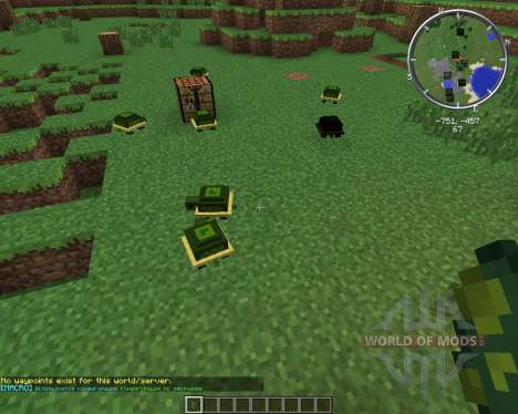 MC Turtle para Minecraft