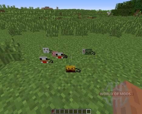 Mob Masks para Minecraft