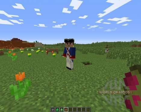 American Revolution para Minecraft
