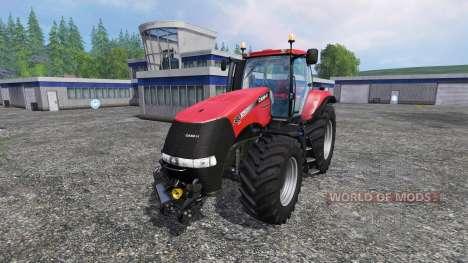 Case IH Magnum CVX 380 v0.5 para Farming Simulator 2015