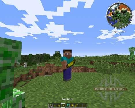 ExWeapons para Minecraft
