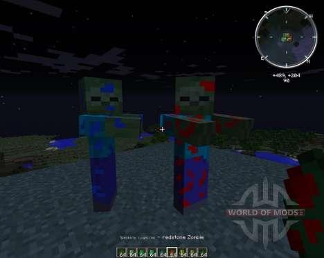 Ore Zombies para Minecraft