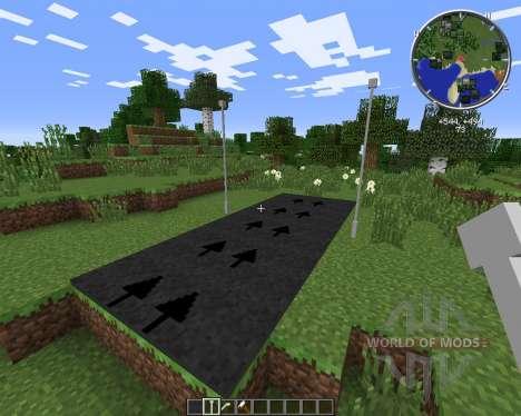 Roads para Minecraft