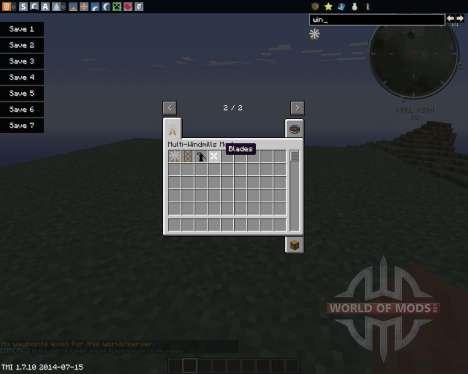 Multi-Windmills para Minecraft