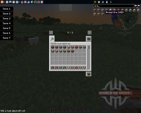 LazyMiners para Minecraft