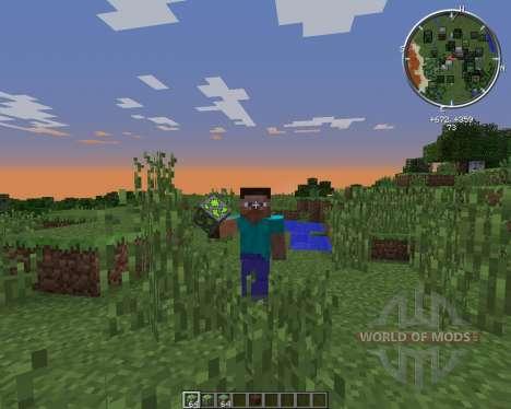 Experience Ore para Minecraft