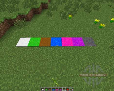 Flowercraft para Minecraft