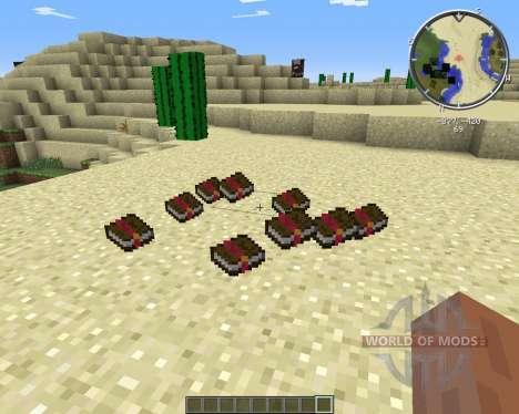 More Enchantments para Minecraft