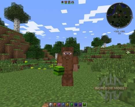 The Vegan Option para Minecraft
