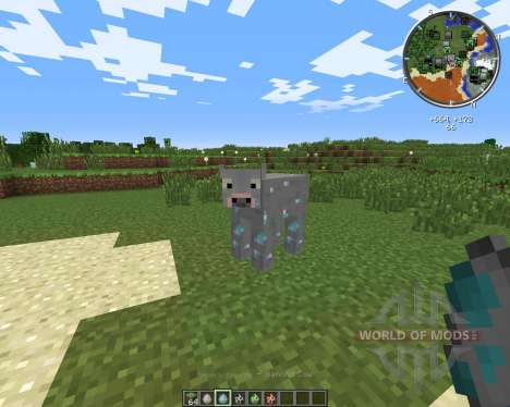 Ore Cow para Minecraft