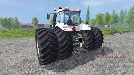 New Holland T8.320 620EVOX v1.11 para Farming Simulator 2015