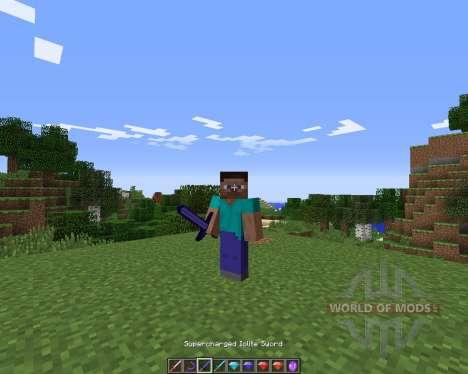 Silents Gems para Minecraft