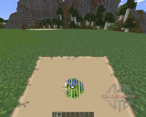 Extended Workbench para Minecraft